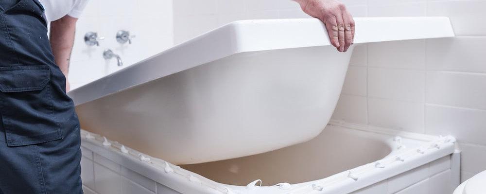 Монтаж ванной в Минске
