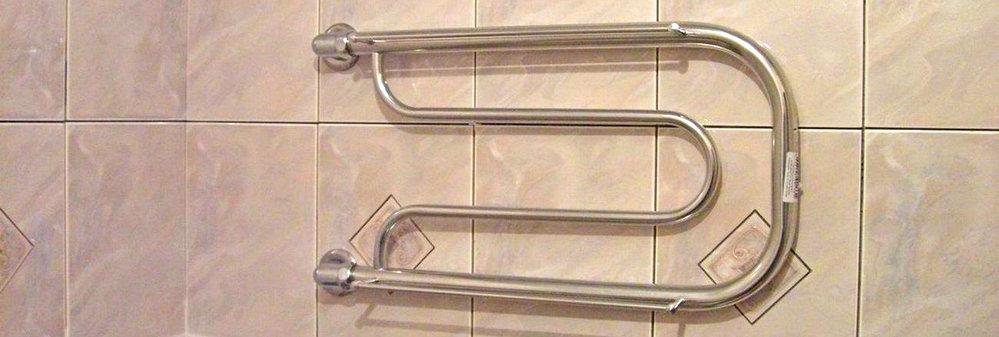 Услуги по монтажу полотенцесушителя в Минске