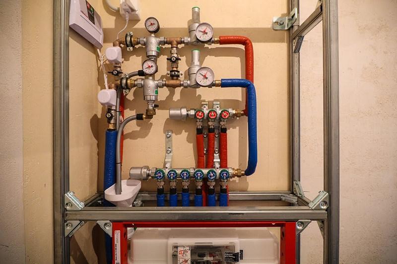 Монтаж водопровода в Минске