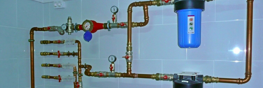 Услуги по монтажу водопровода в Минске