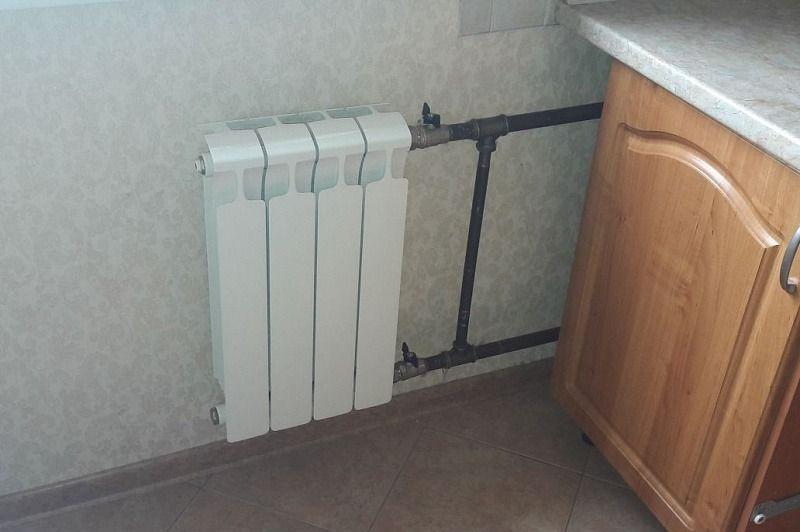 Перенос радиаторов отопления в Минске