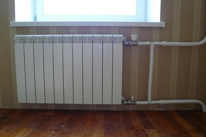 Подключение радиаторов отопления в доме