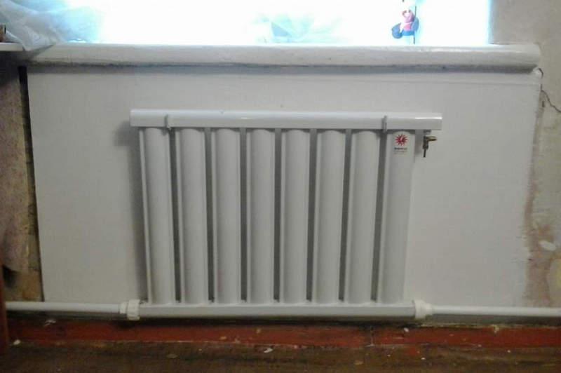 Подключение радиаторов отопления в Минске