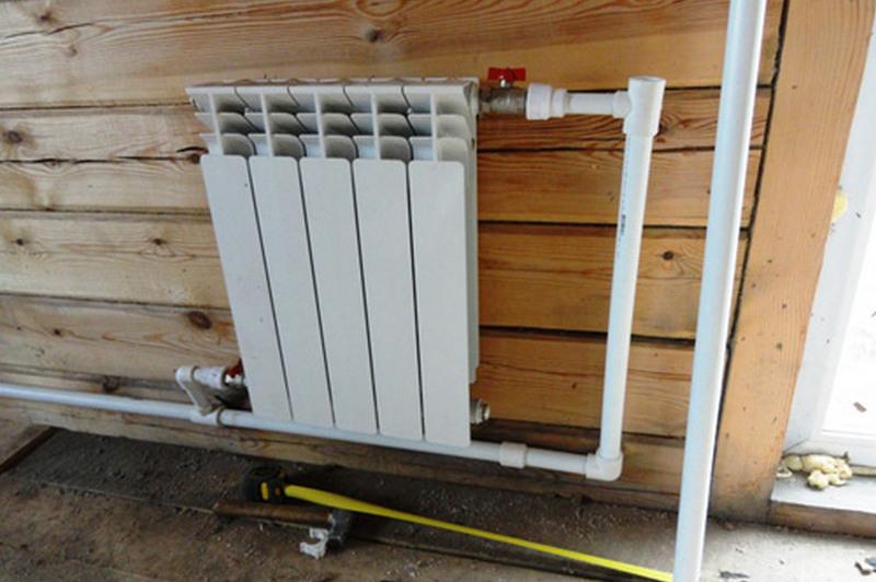 Подключение радиаторов отопления в доме в Минске