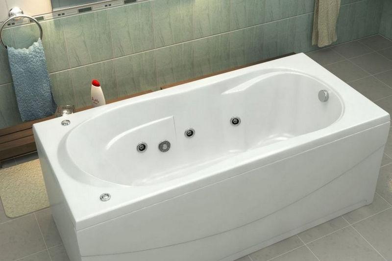 Монтаж акриловой ванны в Минске