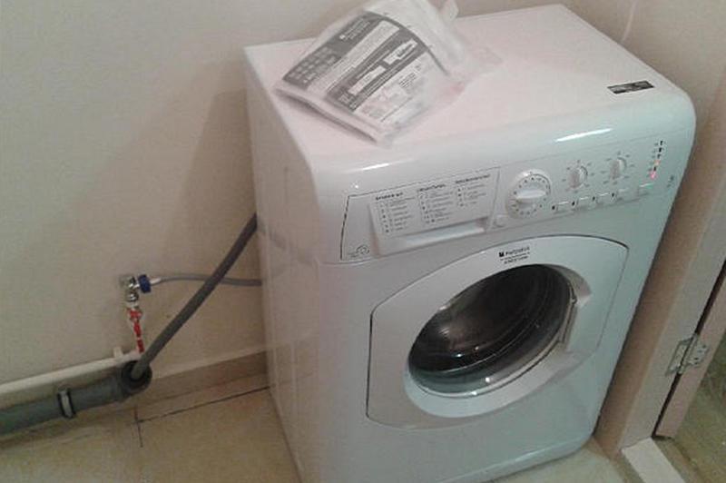Установка и подключение стиральных машин в Минске