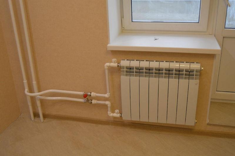 Установка радиаторов отопления в Минске