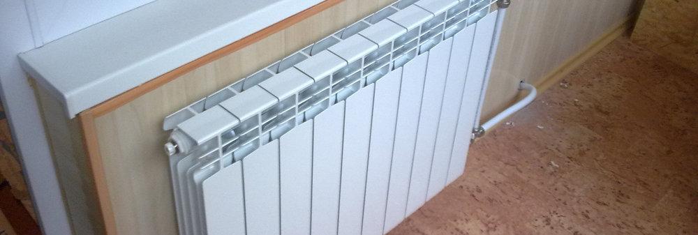 Услуги по установке радиаторов отопления в Минске