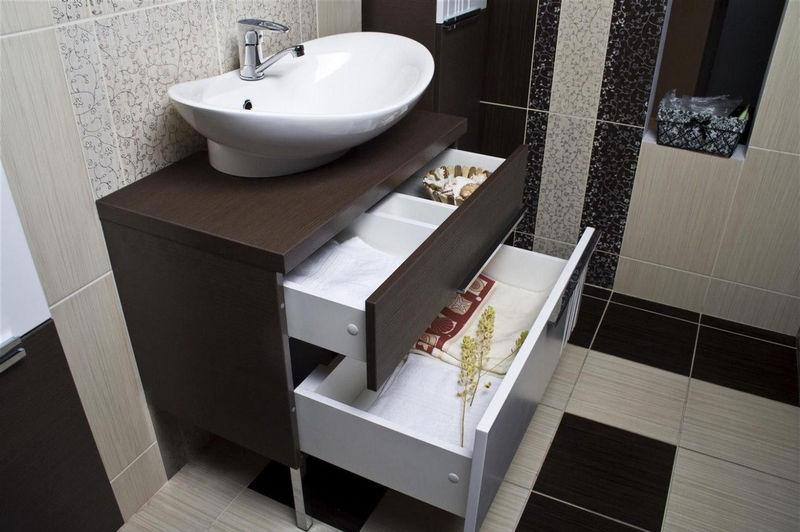 Установка раковины в ванную в Минске