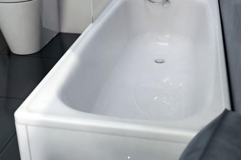 Монтаж стальной ванны в Минске